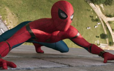 "Filmszene aus ""Spider-Man: Homecoming"""