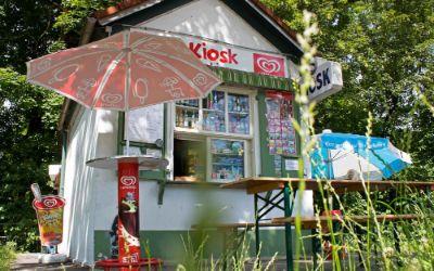 Kiosk Mikschy in München