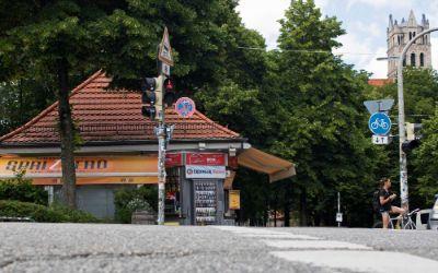 Reichenbachkiosk in München