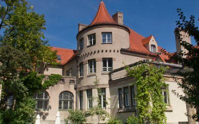 Seidlvilla- ein herrschaftliches Wohnhaus in Schwabing