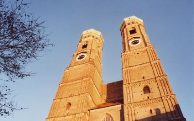 Fraunkirche Türme