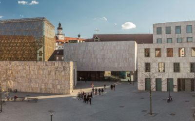 Jüdisches Zentrum am St. Jakobs-Platz