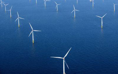 Offshore-Windpark der SWM