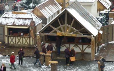 Adventsspektakel und Mittelaltermarkt