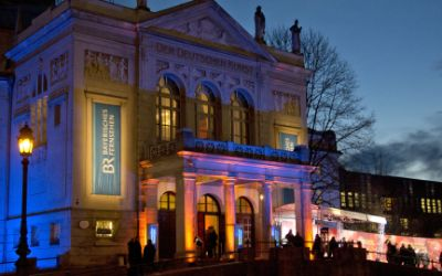Bayerischer Filmpreis: Prinzregententheater