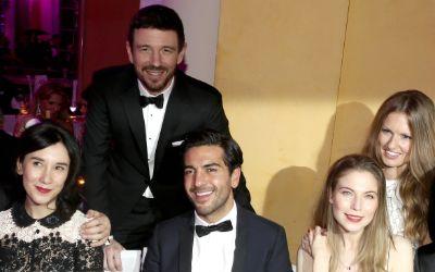 Die Stars vom Filmball 2017