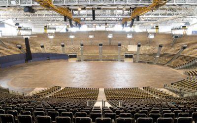 Olympiahalle im Olympiapark München