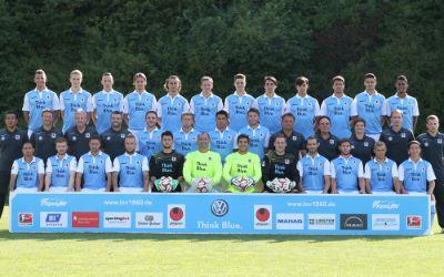 Der Profi-Kader des TSV 1860 München in Saison 2014/15