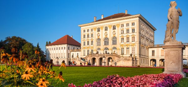 Sights and Sightseeing Munich – Munich Tourist Attractions Map
