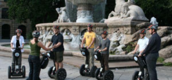 City Segway Tours München