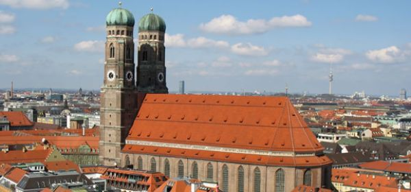 Munich Attractions – Munich Tourist Map