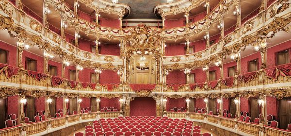 Cuvilliés-Theater Innen
