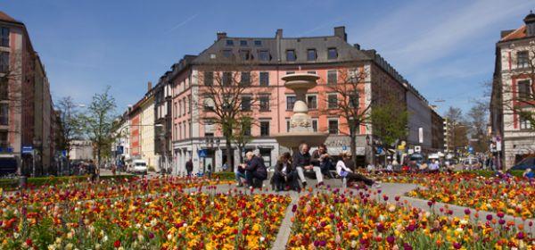 Der Gärtnerplatz