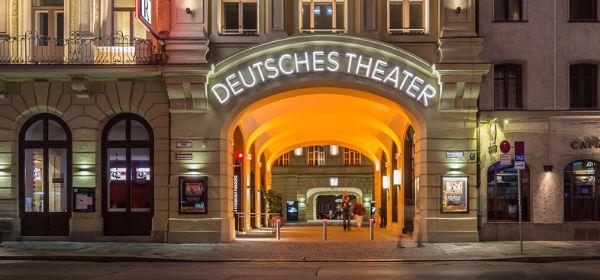 Deutsches Theater von außen