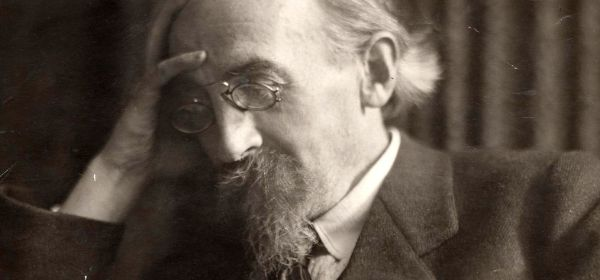 Germaine Krull, Kurt Eisner, Fotografie, vor Februar 1918