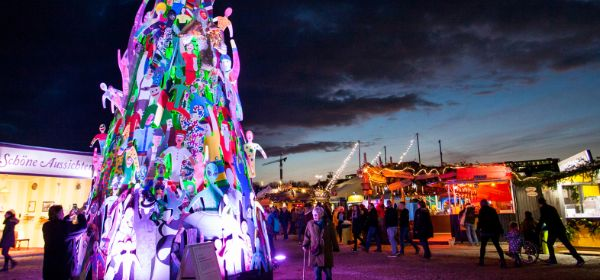 Tollwood Winterfestival 2017