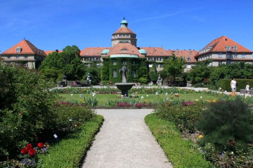 Botanischer garten  Botanischer Garten in München - Das offizielle Stadtportal muenchen.de