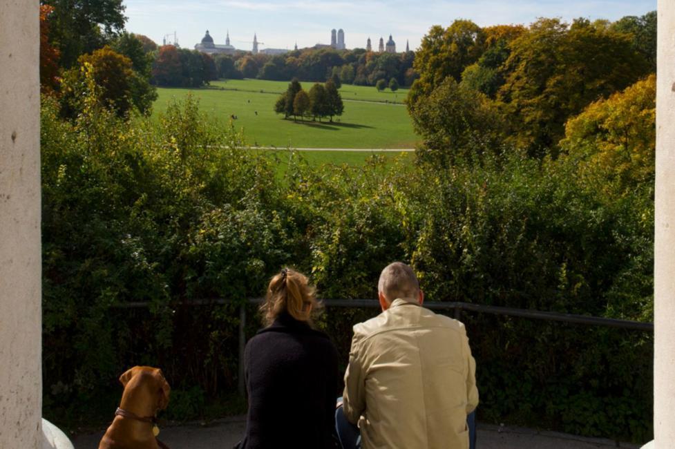 Englischer Garten In München – Das Offizielle Stadtportal Muenchen.De