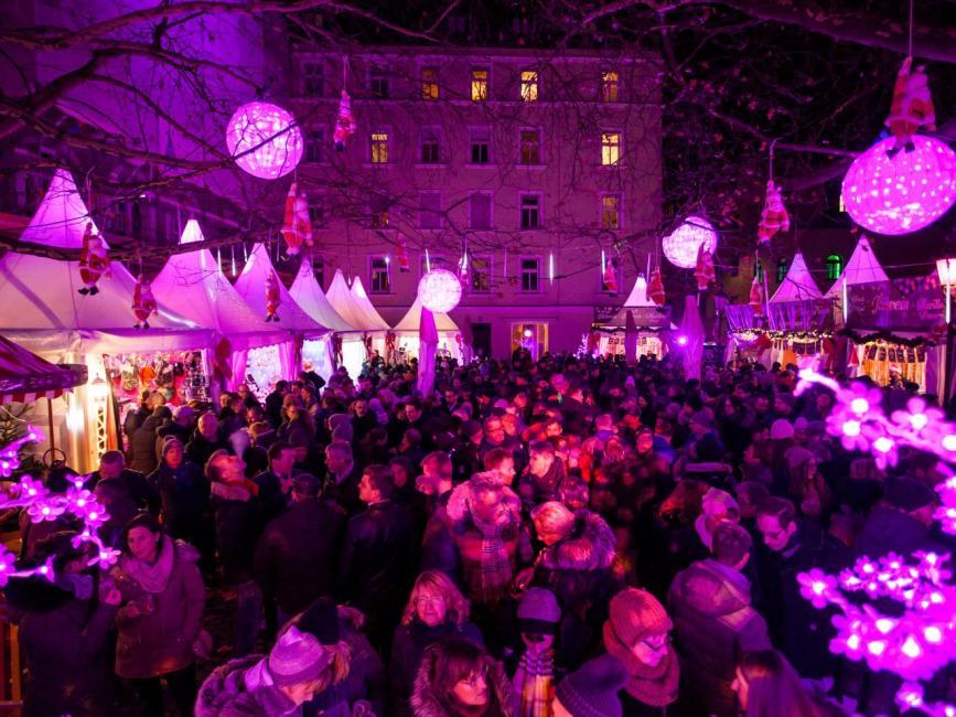 Pink Christmas http://www.muenchen.de