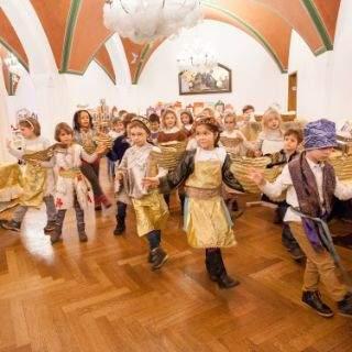 Die Himmelswerkstatt am Münchner Christkindlmarkt