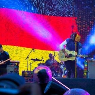 Coldplay live im Münchner Olympiastadion am 6.6.2017
