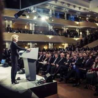 Münchner Sicherheitskonferenz 2017