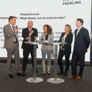 So stellen sich Münchens Stiftungen vor
