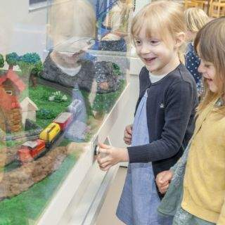 Kinderreich im Deutschen Museum München