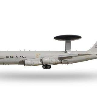 Historische Flugzeuge: AWACS