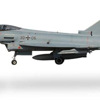Historische Flugzeuge: Eurofighter
