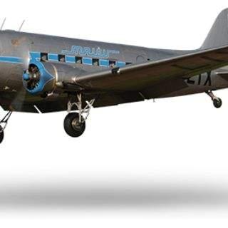 Historische Flugzeuge: Li-2