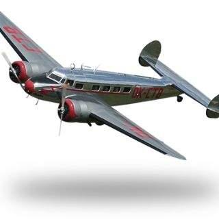 Historische Flugzeuge: Lockheed Electra