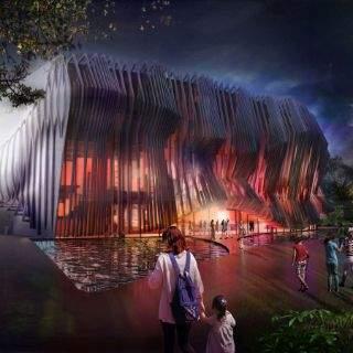 Visualisierung Apassionata Park