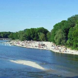 Ein Sonntag an der Isar - Natur pur