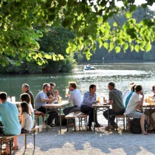 Gemütlich, gediegen, alternativ: So schön sind Münchens Biergärten