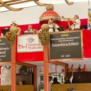 Einblicke in die Hühner-und Entenbraterei Ammer auf dem Oktoberfest