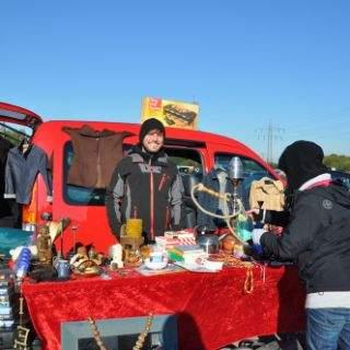 Flohmarkt in Langwied
