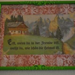 Liebesbotschaft an die Bayerische Landeshauptstadt