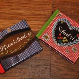 Pfundskerl & Schatzi - freche Sprüche