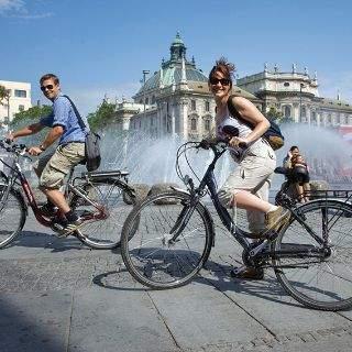 Stadtführungen und Fahrradverleih von Radius Tours