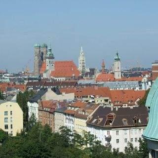 Die schönsten Aussichtspunkte in München