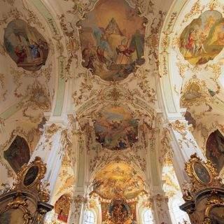 Kirchen Klöster im Umland