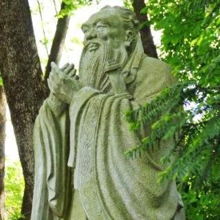 Konfuzius-Denkmal