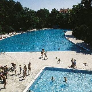 Bildergalerie: Ungererbad