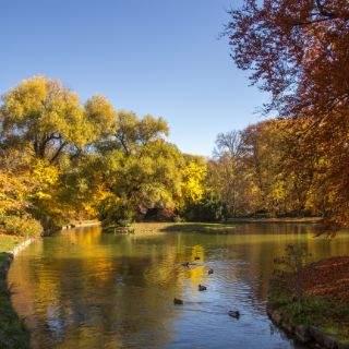 So schön ist der Herbst in München