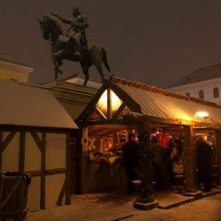Mittelaltermarkt am Wittelsbacherplatz