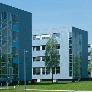 TU München Standort Garching