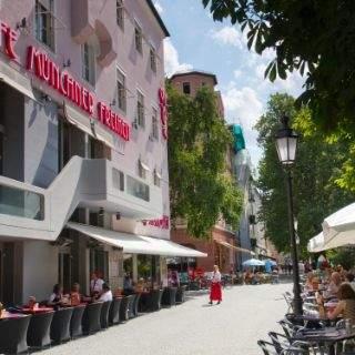 Stadtteilspaziergang Schwabing