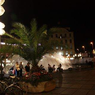 München leuchtet: Nachts zu den Sehenswürdigkeiten