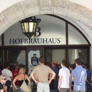 Das Hofbräuhaus am Platzl